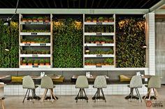 LOFT风格餐厅设计