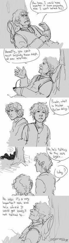I was really sad after the third Hobbit movie Oak Bagginshield, Sad Comics, Frodo Baggins, Jrr Tolkien, Book Show, Book Fandoms, Funny Facts, Middle Earth, Lord Of The Rings