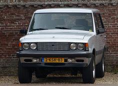 Monteverdi Safari 1981 silver v2 | by stkone - thanks for 15+ million views! Ferrari Mondial, Volvo Cars, Steyr, Car Brands, Airstream, Range Rover, Hot Cars, Fiat, Motor Car
