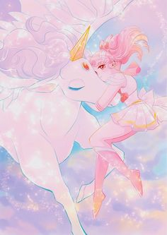 Chibi moon and pegasus Sailor Moom, Arte Sailor Moon, Sailor Moon Fan Art, Sailor Chibi Moon, Sailor Moon Character, Sailor Moon Crystal, Sailor Saturno, Sailor Moon Aesthetic, Sailor Moon Wallpaper