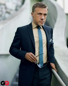 Do Yourself a Solid Photos | GQ Christoph Waltz