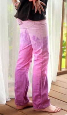 Rit Dip Dye Ombre jeans