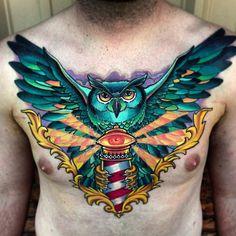 Done by Jasen Workman, Tattooist at 314 Tattoo Studio (St. George, Utah), USA TattooStage.com - Rate & review your tattoo artist. #tattoo #tattoos #ink