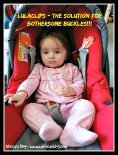 LulaClips – the solution for bothersome buckles Review & Giveaway!! (ends 4/7)