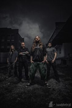 """NEWS: The death metal band, Decapitated, has announced a North American tour, called the """"Blood Mantra Across North America 2016 Tour,"""" for January and February. Black Breath and Theories will be on the tour, as support. Details at http://digtb.us/1QupBvq"""