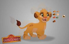 my second concept art, one of my babies~ Kali the son of the great king Simba, and the pretty queen Nala in TLG style~ Kali/Art © Kali - Simba's son [ConceptArt - The Lion Guard] The Lion King 1994, Lion King Fan Art, Lion King 2, King Simba, King Art, Simba Disney, Disney Lion King, Lion King Animals, Lion King Pictures