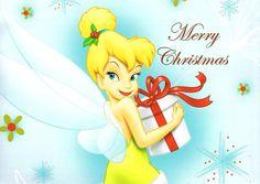 Tinkerbell Christmas