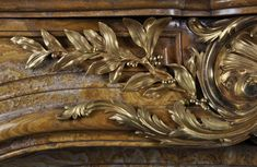 Extraordinary antique Louis XIV style fireplace with lions heads in Alabastro di Busca and gilded bronze - Marc Maison - Fireplace Mantels, Marble Architectural Antiques, Architectural Elements, Alabaster Stone, The Fox And The Hound, Fireplace Mantels, Fireplaces, Louis Xiv, Wood Carving, Marble