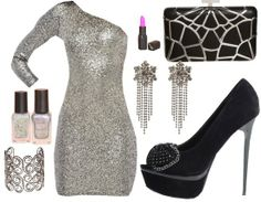 Christmas Snowflake - Party Outfits - stylefruits.co.uk