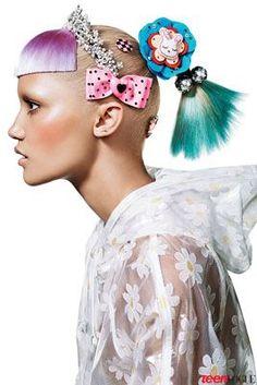 best ponytail #pixiemarket