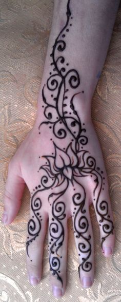 Henna in Las Cruces