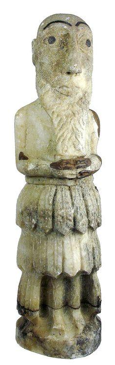 Go Big: Sumerian Statue 2500 BC