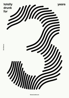 Typographic poster design by Birk Marcus Hansen Poster Design, Graphic Design Posters, Graphic Design Typography, Graphic Design Illustration, Print Poster, Typographic Poster, Typography Logo, Number Typography, Typography Alphabet
