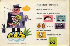 """Ljuba Štíplová """"Stojí město Nepovězto"""", 1965. Детские книги СССР - http://samoe-vazhnoe.blogspot.ru/ #книги_иностранные"""