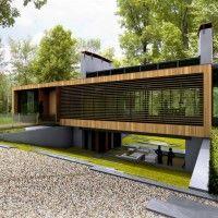 The Bridge House by Joeb Moore + Partners Architects » CONTEMPORIST