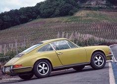 Janwib.blogspot Oldtimers en Meer : Porsche Exclusive (De eerste Porsche 911 Video)