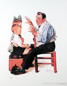 norman rockwell | ノーマン・ロックウェル(Norman Rockwell)
