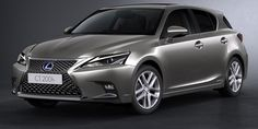 2018 Lexus CT200h Updated, But Not For The United States - https://carsintrend.com/2018-lexus-ct200h/