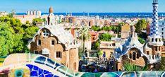 Tekemistä Barcelonassa #barcelona #loma #lomamatka #espanja #nähtävyydet #matkailu #matkustus Barcelona, Varanasi, Mansions, House Styles, Manor Houses, Villas, Barcelona Spain, Mansion, Palaces