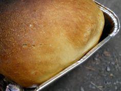 Camp Fire Bread