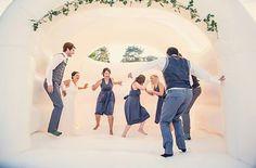wedding bounce castle - Google Search