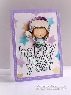 sweetest New Year card :)