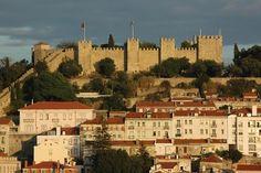 Castelo de S Jorge, Lisboa - Portugal