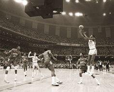 Juliste Michael Jordan - last shot