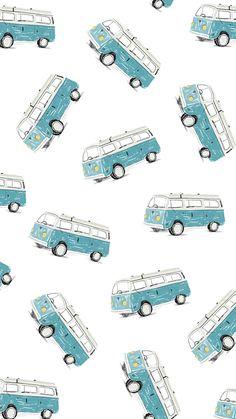 Computer Wallpaper, Screen Wallpaper, Cool Wallpaper, Mobile Wallpaper, Pattern Wallpaper, Iphone Wallpaper, Transporteur Volkswagen, Vw T1, Phone Backgrounds