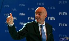 FIFA boss makes gains on World Cup…