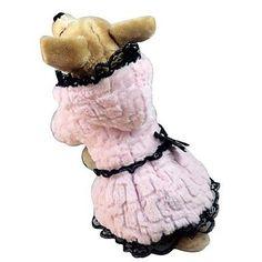 Aus der Kategorie Kleider  gibt es, zum Preis von   Für:Katzen, Hunde,<br />Saison:Winter,<br />Typ:Mäntel,<br />Material:Baumwolle,<br />Farbe:Rosa, Weiss,<br />Größe:XL, L, M, S,<br />Brust:49-54cm, 38-42cm, 43-48cm, 33-37cm,<br />Netto Gewicht (kg):0.12kg,<br />Nacken (cm):S:24cm,M:28cm,L:32cm,XL:36cm,<br />Rücken (cm):S:23cm,M:27cm,L:31cm,XL35cm,<br />Brust (cm):S:36cm,M:42cm,L:48cm,XL:53cm,<br />
