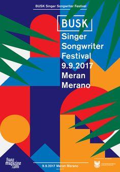Busk Music Festival 2017 poster Design Studio Mut The Mutboard Logo Festival, Jazz Festival, Poster Festival, Vintage Festival, Festival 2017, Beer Festival, Design Festival, Onam Festival, Music Festival Logos