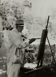 Príncipe Eugênio (1865-1947). Eugênio Napoleão Nicolau, duque de Närke, foi o quarto e último filho do rei Óscar II da Suécia e Noruega e de sua consorte, Sofia de Nassau. Ele foi um famoso pintor, colecionador e patrono de artistas.