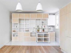 Apartment renovation in Paris by Cut Architectures | http://www.yellowtrace.com.au/australian-design-news-april-2014/