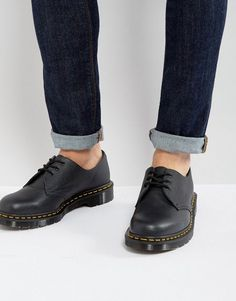 Dr Martens Made In England 1461 Pebble Shoes
