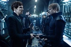 Image of Theo James and Bradley James in Underworld Blood Wars Theo James, Bradley James, Underworld Movies, Colin Morgan, Saga, New Movies, Movies And Tv Shows, Tobias Menzies, Divergent
