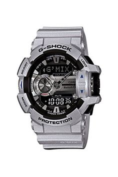 CASIO GSHOCK GBA4008B LIGHT WHITE GMIX >>> Check out this great product.