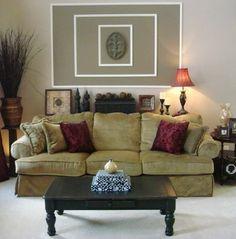 25 Beautiful Living Room Ideas On A Budget | RemoveandReplace.com