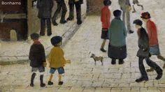 The 15 June Modern British & Irish Art Sale Highlights: Laurence Stephen...