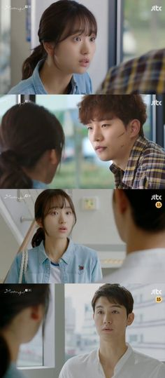 "[Spoiler] ""Just Lovers"" Won Jin-ah Still Fearful"