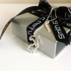 Silverstone For Her Necklace As Seen On Suzi Perry By Alyssa Smith