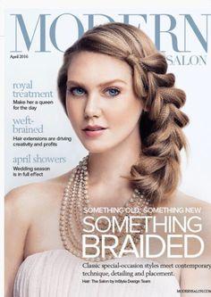 Braids on pinterest fun braids salons and sweet 16 birthday - Inspiration salon moderne ...