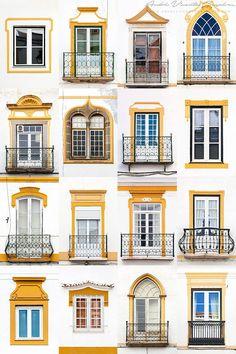 Lisbona, Portogallo © AndrŽ Vicente Gon�alves – Windows of the World