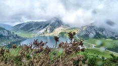 picos de europa : lago covadonga