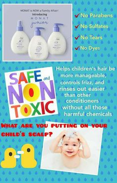 Monat haircare for children. safe and nourishing! Coconut Oil Hair Treatment, Coconut Oil Hair Growth, My Monat, Monat Hair, Swimmers Hair, Monet Hair Products, Male Pattern Baldness, Frizz Control, Love Your Hair