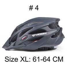 MOON Cycling Helmet Ultralight Bicycle Helmet In-mold MTB Bike Helmet Casco Ciclismo Road Mountain Helmet