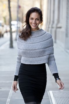 Parma Ridged Poncho Top in ZARA 8 and ZARA 14  http://tahkistacycharles.com/t/pattern_single?products_id=1764    http://www.ravelry.com/patterns/library/parma-ridged-poncho-top