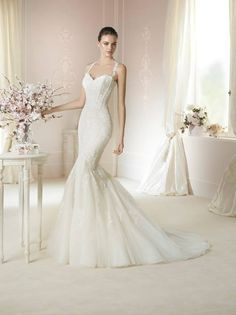 "White One by Pronovias Fashion Group, presented by ""Briliantin"" !"