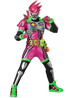1/6 ACTION FIGURE RAH GENESIS SERIES MASKED RIDER EX-AID ACTION GAMER LEVEL2