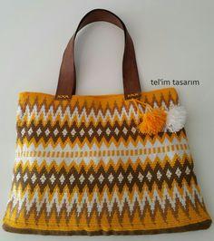 telim tasarım,  wayuu bag, leather ,